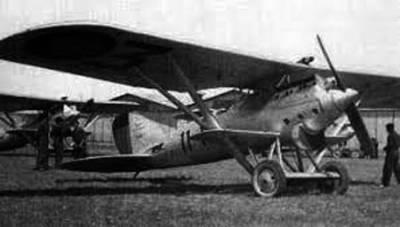 Cosas De Historia Y Arte: Hispano Nieuport 52 C-1