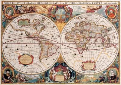 Atlas de los profetas del mundo