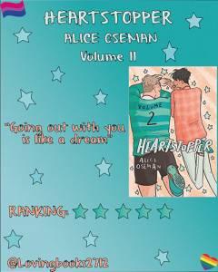 Opinión de: Heartstopper volume 2 de Alice Oseman