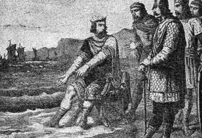 Cosas De Historia Y Arte: Canuto El Grande, Rey De Inglaterra