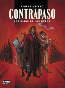 Reseña Contrapaso de Teresa Valero