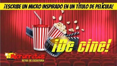 Microrreto: ¡De cine!