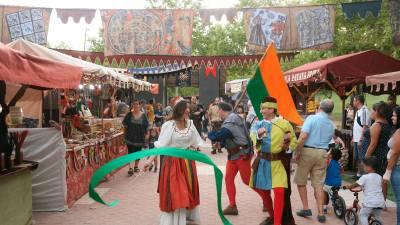 El regreso de los mercados medievales y goyescos de Madrid | QHN