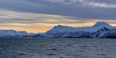 De Skjervøy a Tromsø