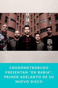 Cronómetrobudú presentan 'En Babia', primer adelanto de su nuevo disco - Munduky