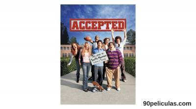 Admitido Película Disponible En Netflix