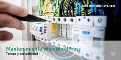 Mantenimiento Web WordPress   Importancia y Principales Tareas