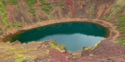 El cráter de Kerið