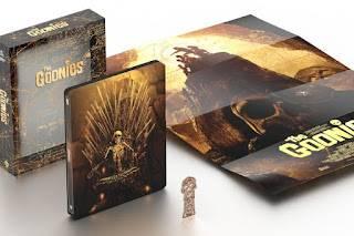 Ya a la venta Los Goonies edición Titans of Cult Blu-Ray Steelbook 4K Ultra HD