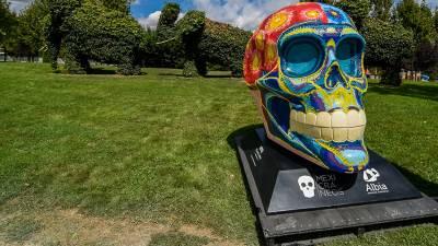 """Parque Europa acoge la exposición internacional """"Mexicráneos"""" - QHN"""