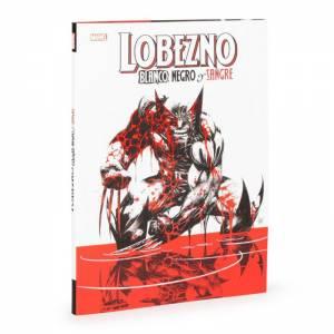 Reseña de 'Lobezno. Blanco, negro y sangre.'