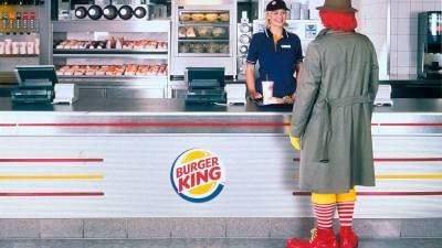 Guerra entre Burger King y McDonald's por hacerse con el público joven - QHN