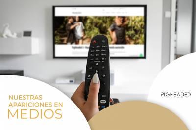 Nuestra presencia en medios españoles | PigHeaded Brand