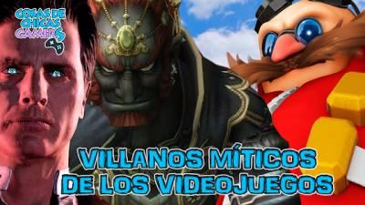 Villanos Míticos De Los Videojuegos