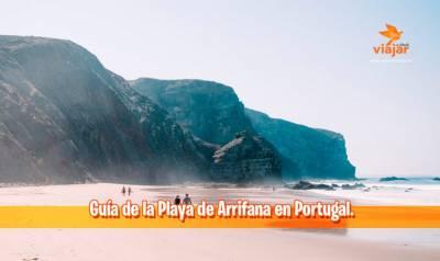 Guía de la Playa de Arrifana en Portugal