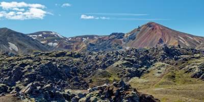 Los colores de Landmannalaugar