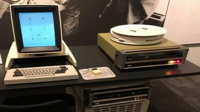 Xerox Alto, el primer ordenador con entorno gráfico de la historia