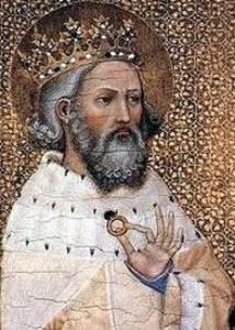 Cosas De Historia Y Arte: Eduardo El Confesor, Rey De Inglaterra