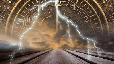 La paradoja de los viajes en el tiempo