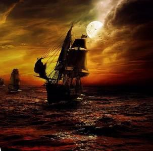 La piratería a lo largo de la historia