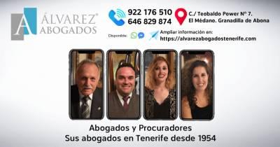 Abogados Alvarez Abogados | Alvarez Abogados Tenerife