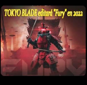 Tokyo Blade: Editará 'fury' En 2022