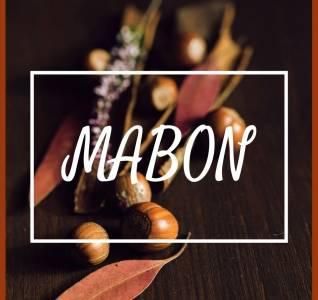 Mabon, ¡bienvenido, otoño!