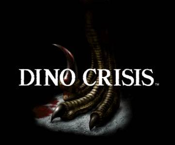 Dino Crisis (PSX/ PC/ Dreamcast)