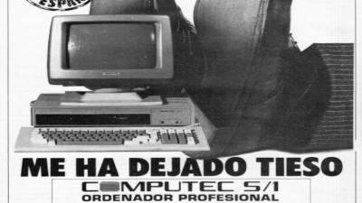 Computec, ¿El Primer Ordenador Español Compatible Con IBM PC O El Primer Z80 Español?