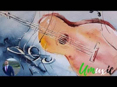 Clase de guitarra para principiante. ¿Cómo trabajar las notas musicales de las al…