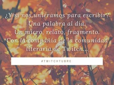 Twitchtubre El Reto Literario Que Esperabas