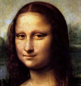 Mona Lisa no te mira a los ojos