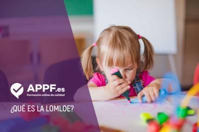 Educación en España: ¿Qué es la LOMLOE?