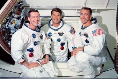 Apolo 7 también fueron los primeros