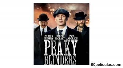 Peaky Blinders Información Serie T1